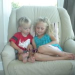 Kids in the Chair