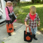 Eco Halloween Bags