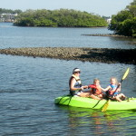 Kayaking on Anna Maria Island