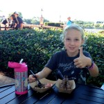 Epcot with Food Allergies