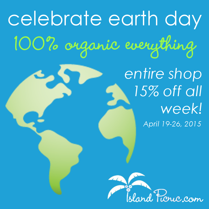 Earth Day Sale!