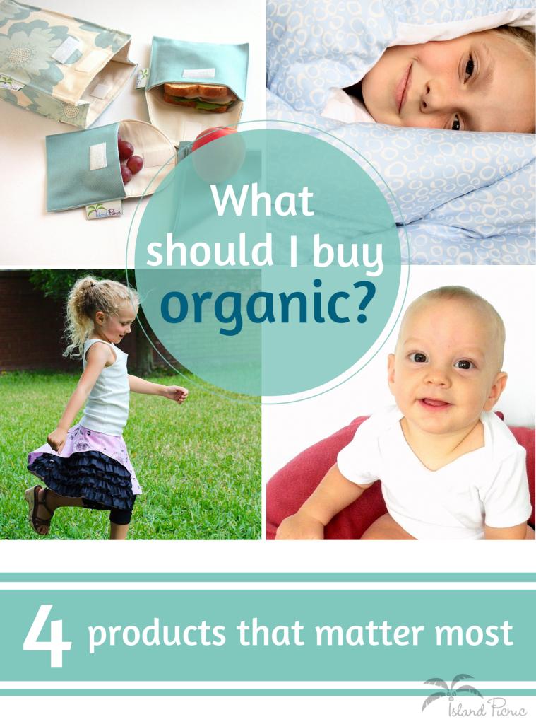 What should I buy organic?