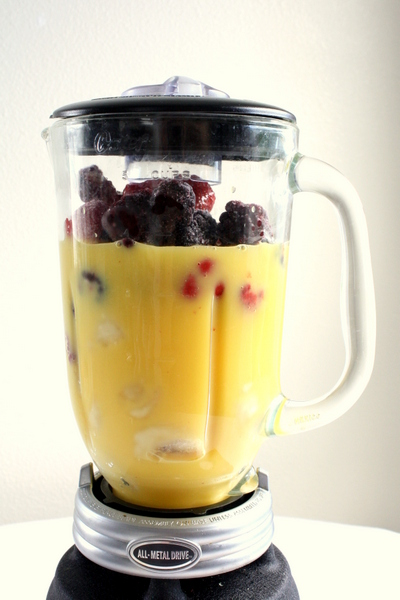 Fruit Smoothies 3