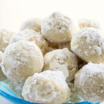 Nut-free Italian Wedding Cookies