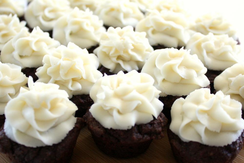 Vegan Tiramisu Brownie Bites 1