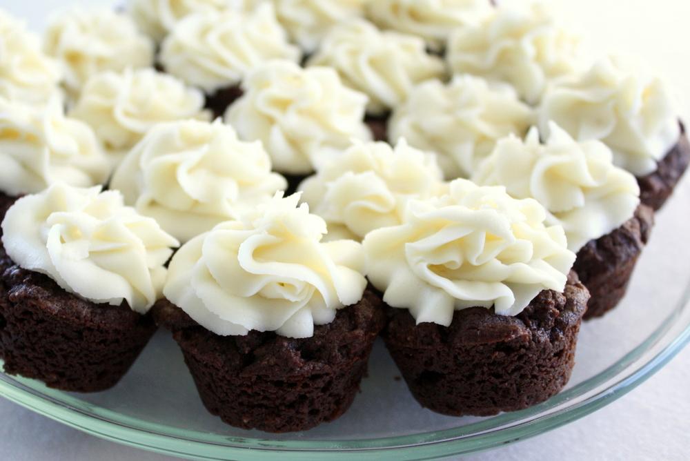 Vegan Tiramisu Brownie Bites 10