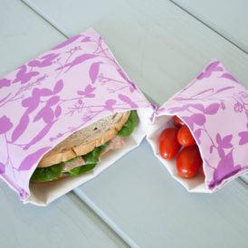 OrganicSandwichSnackBagsOrchid