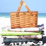 Organic Cotton Picnic Blankets