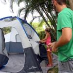 Backyard Camping - Teamwork