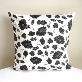Purely Organic Throw Pillow Covers