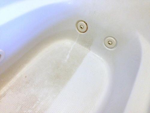 Green Clean Your Bathtub -- Shaklee Scour Off Paste