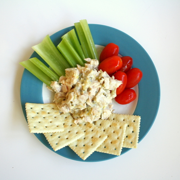Egg Free Tuna Salad