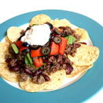 Dairy free taco salad