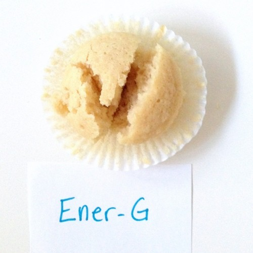 Ener-G Egg Replacer as an egg substitute in baking