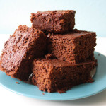 Moist and Delicious Vegan Brownies