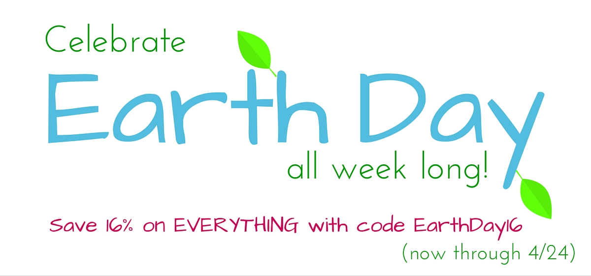 Island Picnic Earth Day Sale 2016