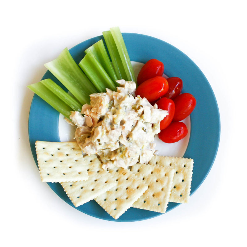 Egg Free Tuna Salad