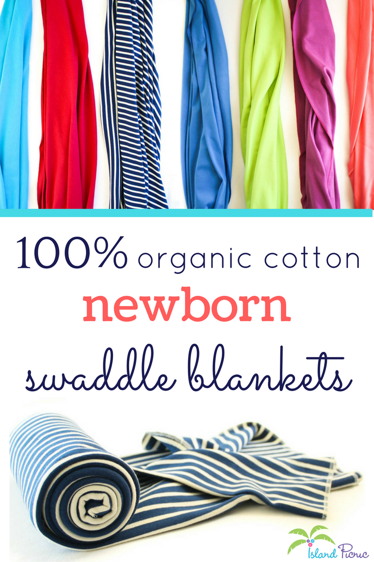 Organic Cotton Swaddle Sale