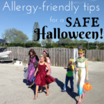 Food Allergy Tips for a Safe Halloween