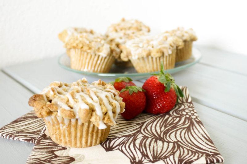 Vegan Coffee Cake Muffins-4