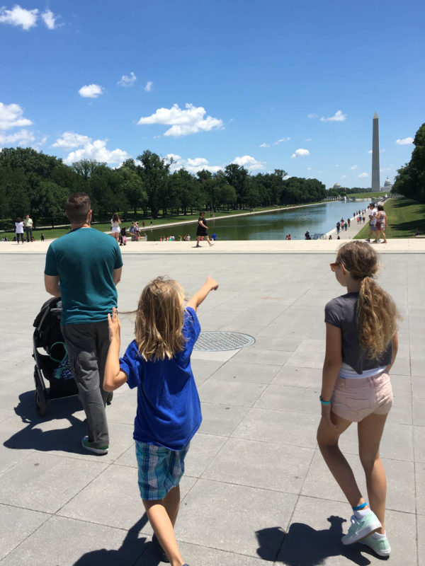Washington D.C. with Food Allergies
